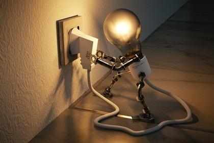 家電とコンセント