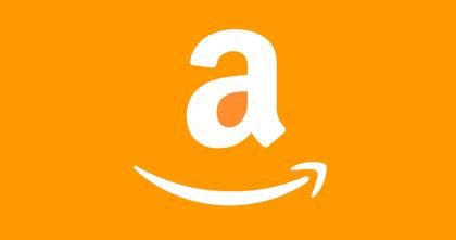 Amazonのシンボルマーク