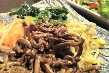 野菜の料理