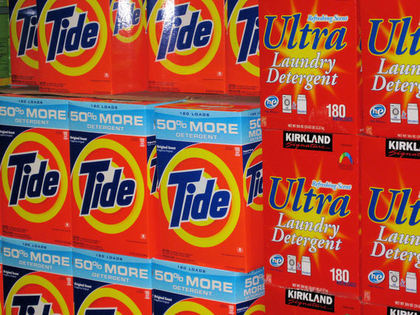 洗濯用洗剤