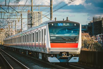 京葉線の車輌