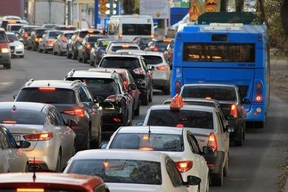 道路の渋滞