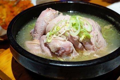 和風のスープ