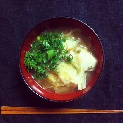 味噌汁のイメージ画像