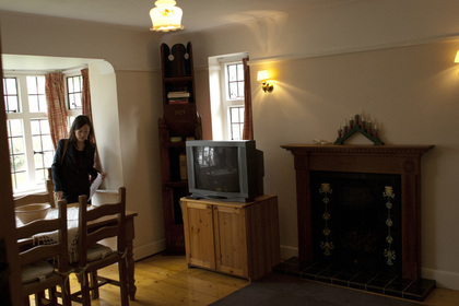 アンティークな家具