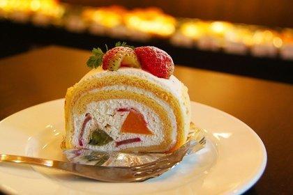 バランスが良いケーキ