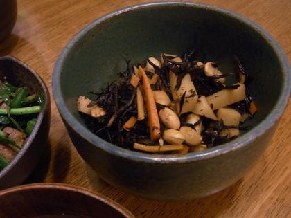 ひじきの煮物のイメージ画像