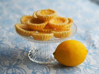 レモンのタルト