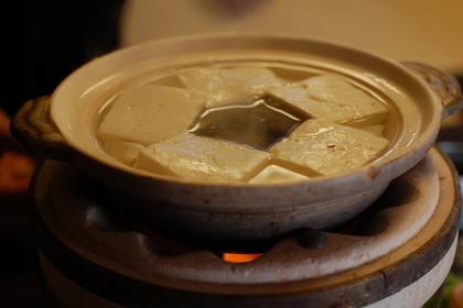 湯豆腐のイメージ画像