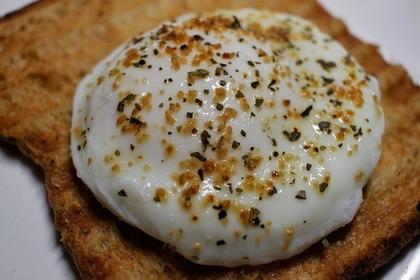 トッピングの卵