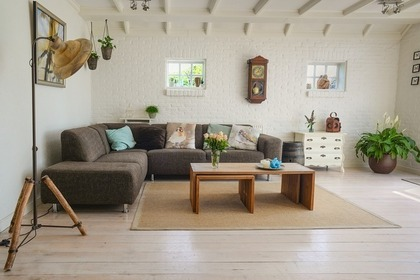 シックなデザインの家具