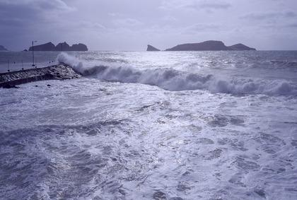 台風が起こる