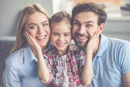 家族の絆が深まっているイメージ画像