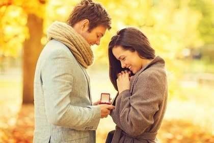 指輪をプレゼントされる夢