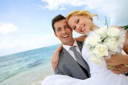 既婚者が結婚式をあげる