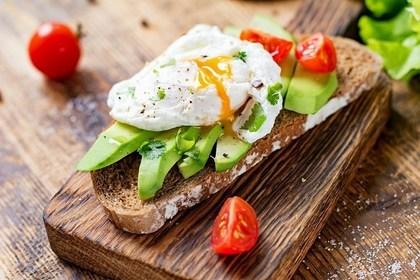 卵料理の画像