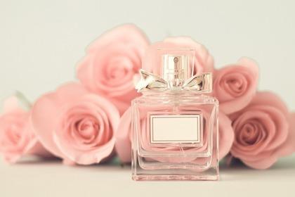薔薇と香水
