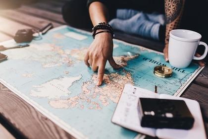 地図を確認する