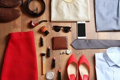 多彩なファッション雑貨