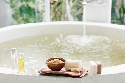 アロマのお風呂