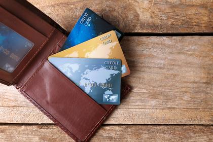 お財布とカード
