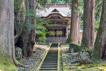 木立とお寺
