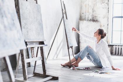 絵画の習得