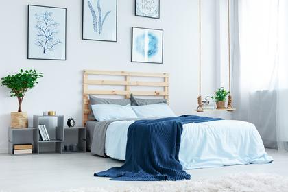 シンプルなデザインの家具