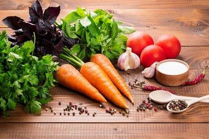 おいしそうな野菜