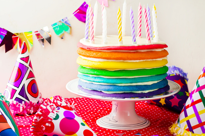 誕生日のお祝いにプレゼントをもらう夢