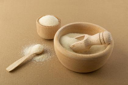 砂糖と材料